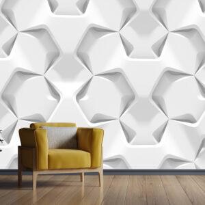 پوستر دیواری الگو برداری