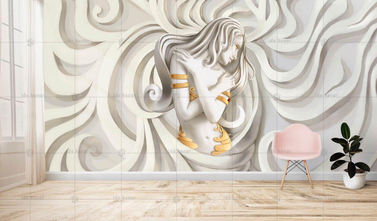 پوستر دیواری الهه زیبایی