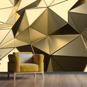 الگو مثلثی برنزی