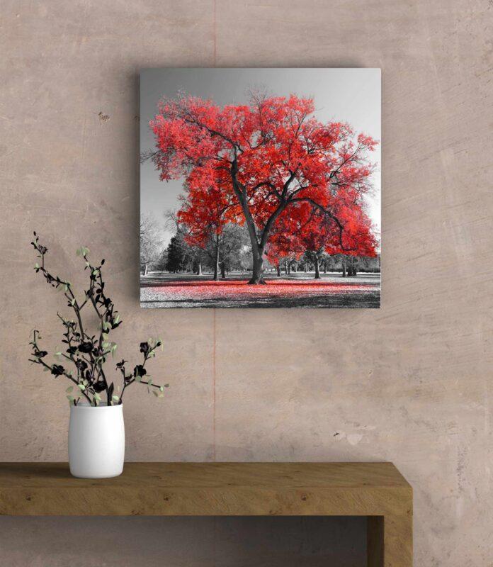 تابلو عکس درخت فانتزی و زیبا